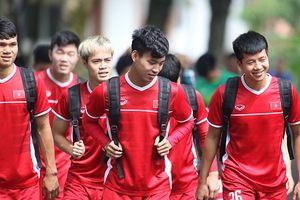 U23 Việt Nam chuẩn bị đấu U23 UAE: Nhẹ nhàng đợi lấy... HCĐ