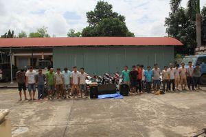 Tây Ninh: Triệt phá tụ điểm tổ chức cá cược đá gà… qua Internet