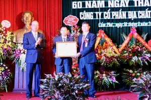 Công ty Cổ phần Địa chất mỏ - TKV kỷ niệm 60 năm ngày thành lập