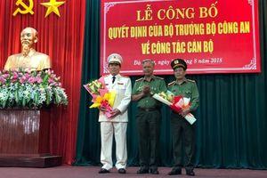 Đà Nẵng có Giám đốc Công an mới