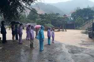 Nhiều huyện miền núi Thanh Hóa bị thiệt hại nặng do mưa lớn