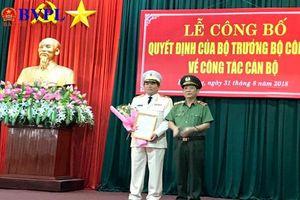 Thành phố Đà Nẵng bất ngờ có Giám đốc công an mới