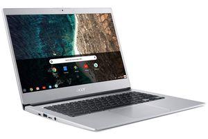 Acer ra mắt Chromebook 514 với thiết kế kim loại và kính