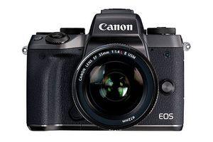 Lộ thông tin chi tiết máy ảnh Fullframe Mirorless đầu tiên của Canon