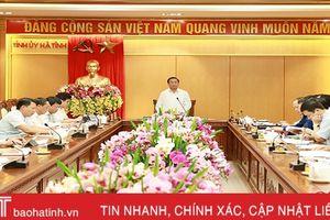 Hà Tĩnh phấn đấu có ít nhất 26 xã đạt chuẩn nông thôn mới năm 2018