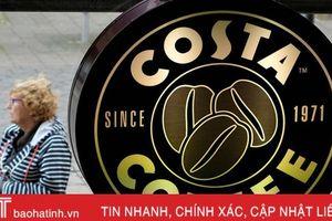 Coca-Cola chi 5,1 tỷ USD mua chuỗi cà phê lớn thứ hai thế giới