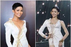 Mặc váy nhái H'Hen Niê, thí sinh Hoa hậu Chuyển giới Thái Lan 2018 gánh cái kết thảm hại