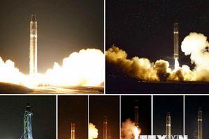 Yonhap: Triều Tiên tiếp tục sản xuất và tích trữ bom chùm