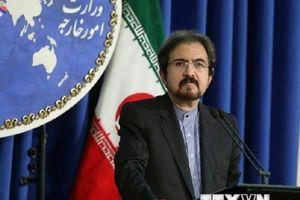 Iran chỉ trích lời kêu gọi của Pháp đàm phán thêm thỏa thuận hạt nhân