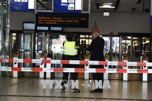 Hà Lan: Cảnh sát lập lại trật tự tại ga trung tâm ở thủ đô Amsterdam