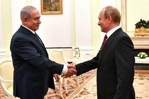 Syria: Lý do ẩn sau việc Nga 'bắt tay' nồng ấm với Israel và dửng dưng với Iran