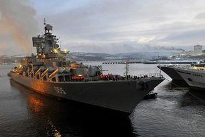 Syria: Diễn biến bất ngờ, Nga điều thêm tàu 'bơm' vũ khí tới cảng Tartus