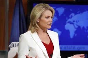 Mỹ chính thức lên tiếng về 'cuộc gặp bí mật' với giới chức Syria ở Damascus