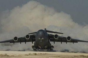 Hé lộ căn cứ không quân 'lớn chưa từng có' của Mỹ ở Syria