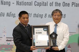 Đà Nẵng công bố đạt danh hiệu 'Thành phố Xanh Quốc gia Việt Nam 2018'