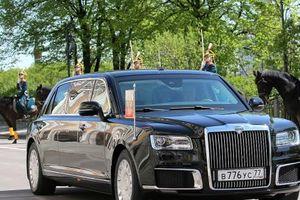 Hãng ô tô Aurus của Nga vừa ra mắt mẫu 'xế hộp' hạng sang
