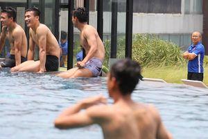 Xúc động những hình ảnh không thể nào quên về đội tuyển U23 Việt Nam trong giải ASIAD 2018