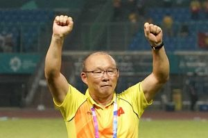 HLV Park Hang Seo nói gì trước trận quyết đấu với UAE?