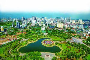 Tạo dựng những thành phố sinh thái