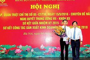 Đảng bộ Công ty Thuốc lá Thăng Long: Khẳng định vị trí hạt nhân lãnh đạo
