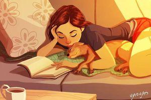 Người yêu có thể không có, nhưng chó phải có một em!