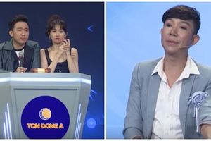 Nghẹn ngào với chia sẻ về mẹ của Long Nhật, khiến Trấn Thành và Hari Won lặng người đau xót