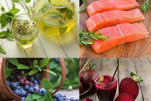 Thực phẩm hàng đầu giúp thải độc gan, thanh lọc cơ thể