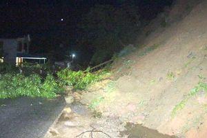 Thái Nguyên: Mưa lớn gây ngập úng và sạt lở nghiêm trọng