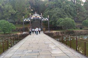 Lễ Quốc khánh 2/9: Đại Nội Huế mở cửa miễn phí cho khách tham quan