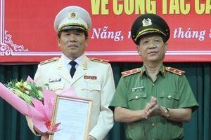 Thiếu tướng Vũ Xuân Viên được bổ nhiệm Giám đốc Công an TP Đà Nẵng