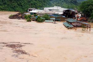 Bác tin đồn vỡ đập thủy điện Trung Sơn ở Thanh Hóa