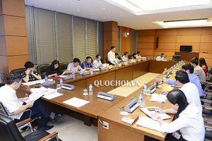 Ủy ban Pháp luật góp ý Dự thảo Quy chế hướng dẫn tổ chức và hoạt động của hđnd