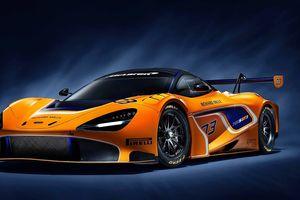 'Siêu phẩm' McLaren 720S GT3 sắp ra mắt có gì đặc biệt?
