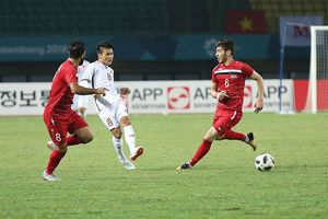 Olympic Việt Nam vs Olympic UAE: Duyên đối đầu trước các đội Tây Á