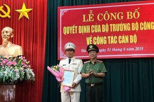 Chân dung Giám đốc Công an TP Đà Nẵng vừa được bổ nhiệm