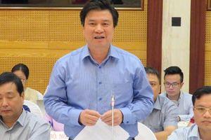 Thứ trưởng GD-ĐT: Có thể hủy bài thi, không tiếp nhận thí sinh được sửa điểm ở Hòa Bình, Sơn La