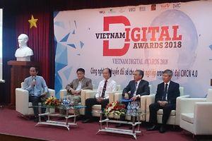 Phát động Giải thưởng Công nghệ số Việt Nam - Vietnam Digital Awards năm 2018