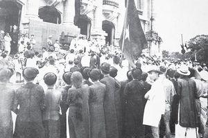 'Tuần lễ vàng' năm 1945 ở Hà Nội