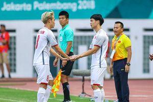 Những lần thay người hoàn hảo của Olympic Việt Nam