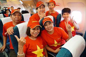 Tranh huy chương đồng, người hâm mộ vẫn đi Indonesia cổ vũ