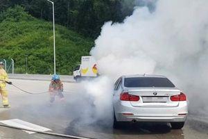 Cảnh sát bố ráp văn phòng BMW Hàn Quốc