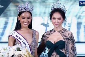 Nhan sắc quyến rũ của Hoa hậu chuyển giới Thái Lan 2018 vừa đăng quang
