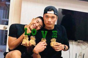 Những cặp bạn thân nổi bật của dàn cầu thủ Olympic Việt Nam