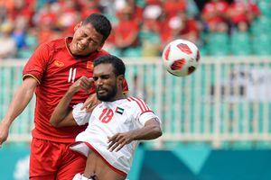 Báo châu Á: 'Việt Nam thiếu bản năng sát thủ để thắng UAE'
