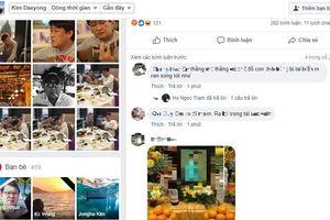 Dân mạng tìm Facebook trọng tài Hàn Quốc để trút giận