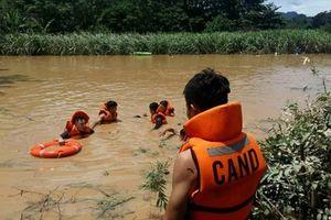 7 người chết, mất tích trong cơn lũ tại Thanh Hóa