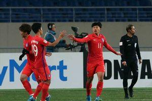 Đánh bại U23 Nhật Bản, U23 Hàn Quốc bảo vệ thành công ngôi vô địch ASIAD