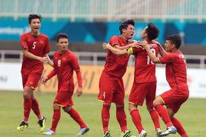 Olympic Việt Nam đá áp đảo, nhưng không vượt qua kỳ tích