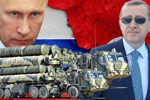 Tổng thống Erdogan muốn Nga giao S-400 càng sớm càng tốt