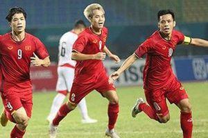 HLV Hoàng Văn Phúc nhận định trận Olympic Việt Nam vs Olympic UAE
